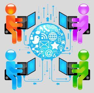 بازاریابی و به حداکثر رساندن نفوذ کاربران در شبکه های اجتماعی